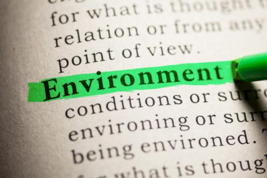 mediu înconjurător
