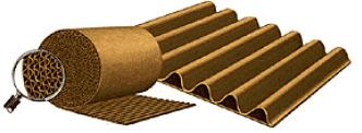 carton ondulat FEFCO CO2